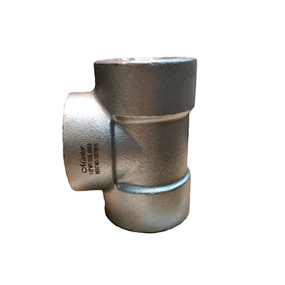 Fixed Competitive Price Check Valve Price - Tee 3 Way Female Stainless Steel 304 Threaded Pipe Fitting NPT – Keguang