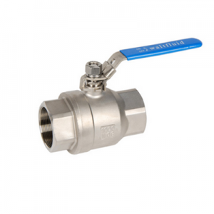 Stainless Steel 2pc Ball Valves