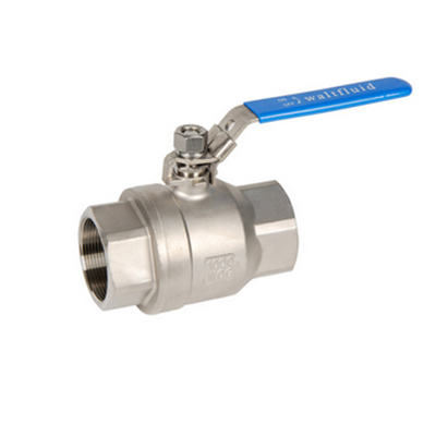 Stainless Steel 2pc Ball Valves Featured Image