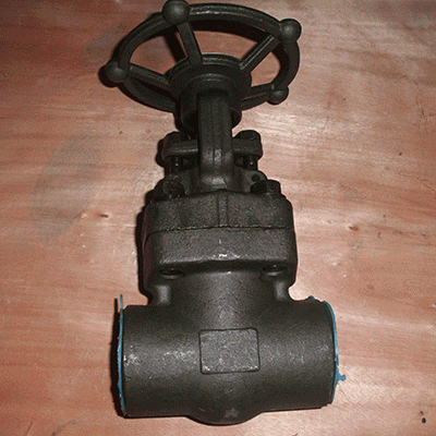 Good quality Ss 304 Elbow Fitting - Gate Valve DIN Forged High Pressure Valve PN16 DN40-DN300 – Keguang