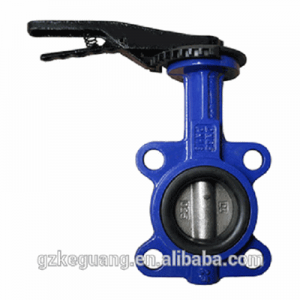 Chinese manufacturers China Factory Price Butterfly Valve Manufacturer