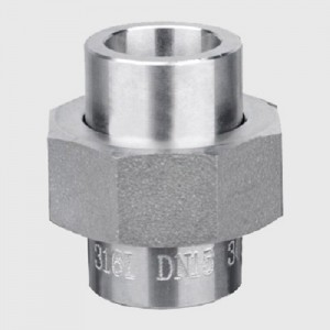 Chinese manufacturers  Duplex Steel Socket Weld Union Hammer Union Butt Weld Union