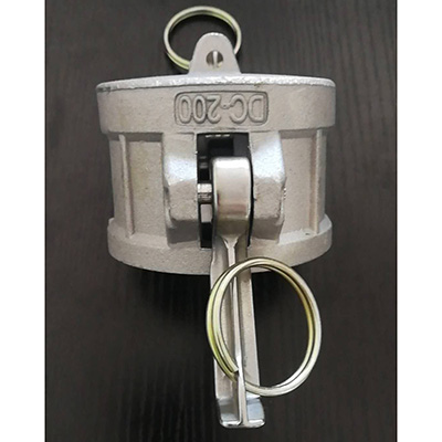 2017 New Style Ss304 Ss316l Stainless Steel Tee - Aluminium Camlock fittings lowes Cam & Groove Couplings – Keguang
